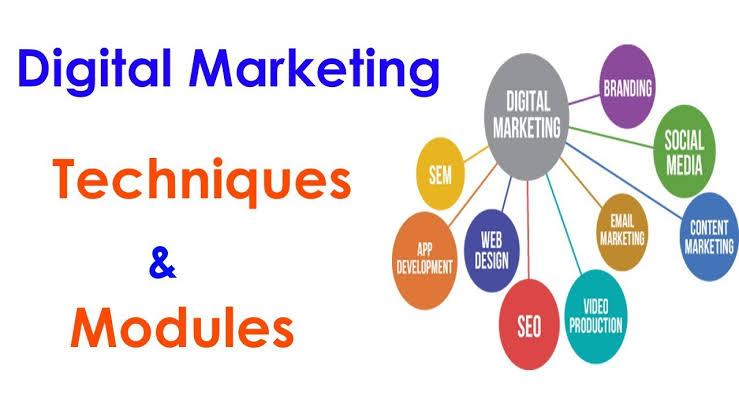 Techniques Of Digital Marketing